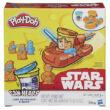 Play-Doh:Star Wars Luke Skywalker és R2-D2 gyurma játékszett