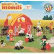 Supermag: Piccoli Mondi Farm gazdaság mágneses szett