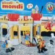 Supermag: Piccoli Mondi Lovagi kastély mágneses szett