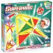 Supermag: 48 db-os mágneses építőjáték szett panelekkel