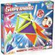 Supermag: 48db-os pasztell színű mágneses építőjáték szett panelekkel