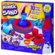 Kinetic Sand – Homokgyurma szett kiegészítőkkel 907g