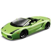 Bburago  Lamborghini Gallardo Spyder fém autómodell 1 32 1463d73b0b