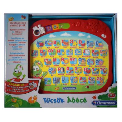 Tücsök Ábécé tanuló tablet, 3 éves kortól