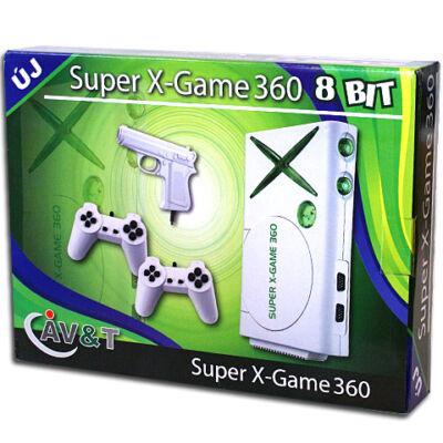TV Játék X-Game 360 110 játékkal