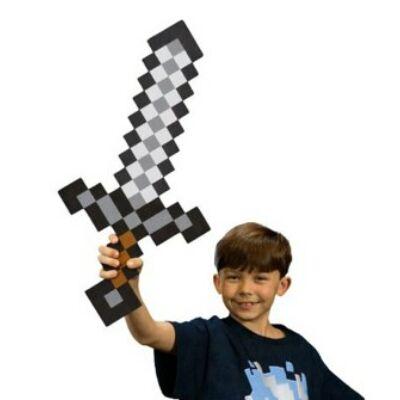 Minecraft: Szivacs vas kard 60cm