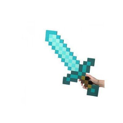 Minecraft: Szivacs gyémánt kard 60cm