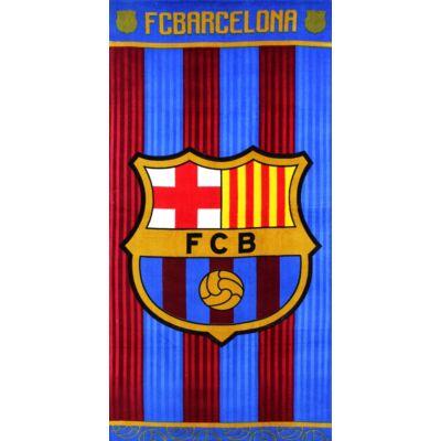 FC Barcelona pamut strandtörölköző 140×70 cm