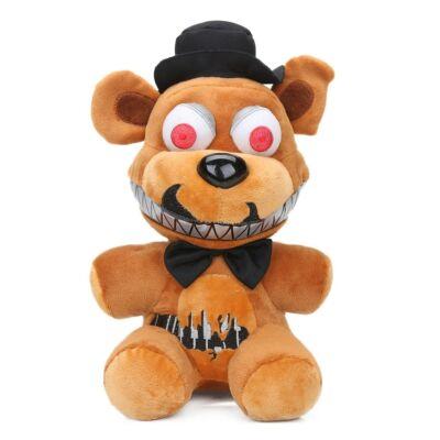 FNAF Five Nights at Freddy's rémálom Fazbear plüss 25 cm