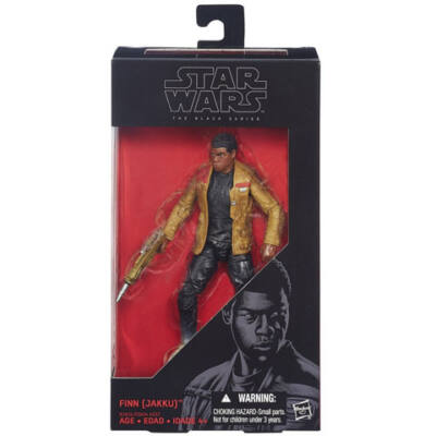 Star Wars Black Series Finn 15 cm játék figura