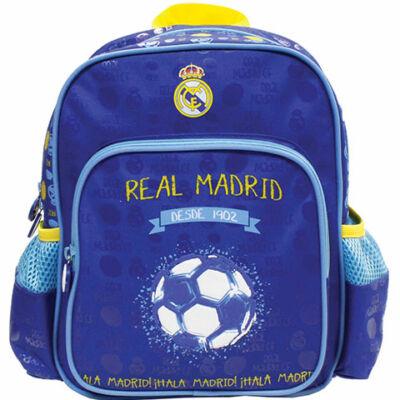 Real Madrid ovis hátizsák kék-sárga