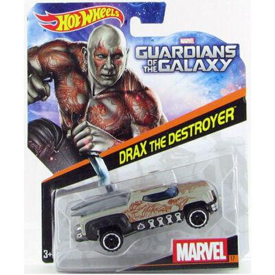 Hot Wheels: Drax, a pusztító kisautó