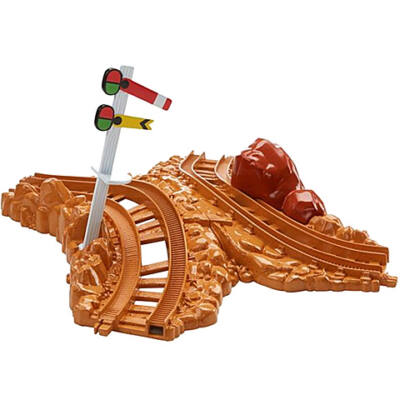 Thomas Track Master: Furfangos duplakanyar sínelem