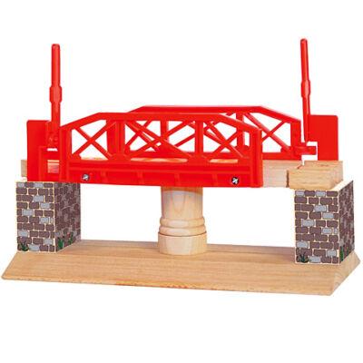 Fa forgó vasúti híd kiegészítő