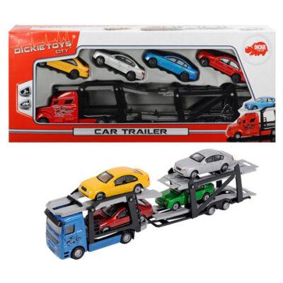 Dickie:Autószállító 2 féle játékszett