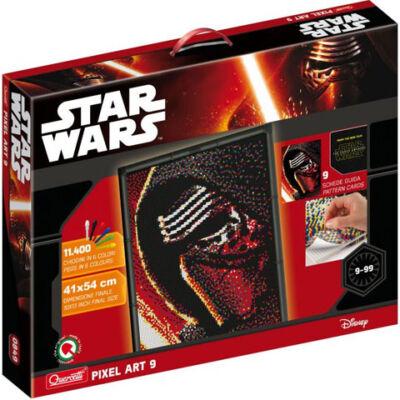 Pixel Art Star Wars Kylo Ren pötyi 11400 db-os