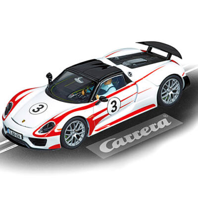 Carrera Evolution: Porsche 918 Spyder No. 3 pályaautó