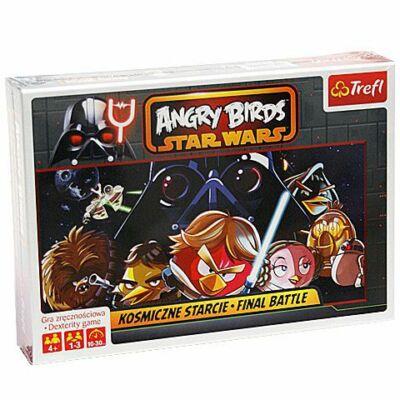 Angry Birds Star Wars Végső csata társasjáték