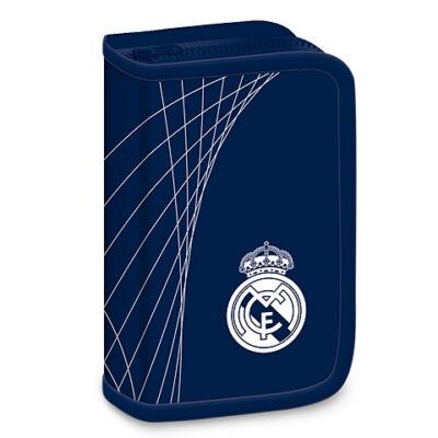 Real Madrid tolltartó kihajtható füllel kék színben
