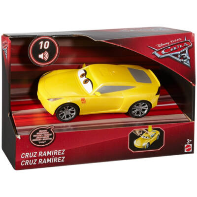 Verdák 3: Világító Cruz Ramirez autó