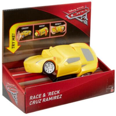 Verdák 3: Cruz Ramirez karambol autó
