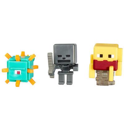 Minecraft: Kőszikla sorozat, Guardian, Téli zombi, Blaze, 3 db-o