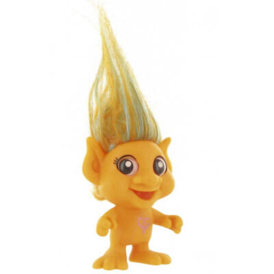 Totz narancssárga színű játékfigura