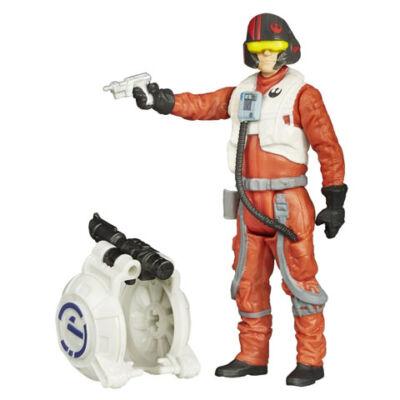 Star Wars Ébredő Erő Poe Dameron akciófigura