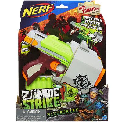 Nerf Zombie Strike: Sideblaster szivacslövő fegyver
