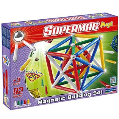 Supermag: Maxi classic 92 db-os mágneses játék
