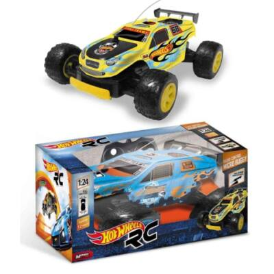 Hot Wheels RC Rock Monster távirányítós autó 1/24