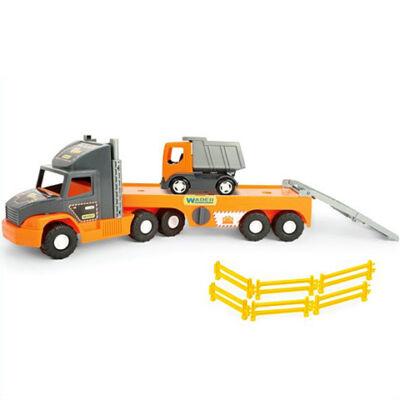 Super Tech Truck kamion dömperrel 78cm