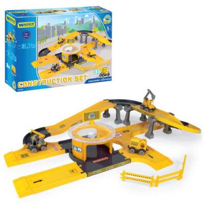 Kid Cars 3D Autópálya építés szett