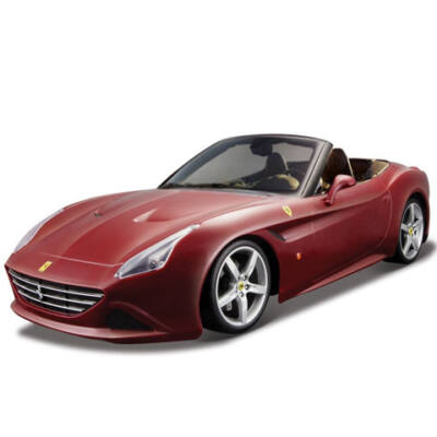 Bburago: Ferrari California T fém autó modell 1/18