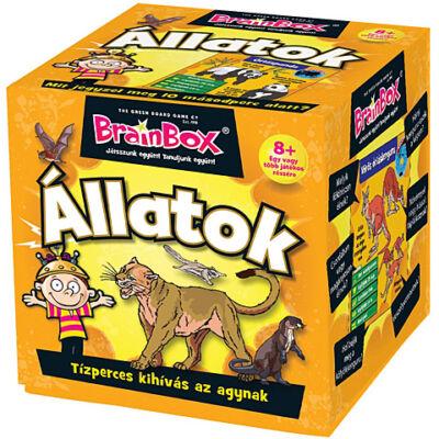 Állatok társasjáték - BrainBox