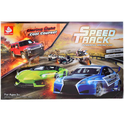 Gyorsulási versenypálya
