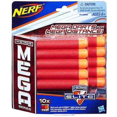 Nerf: NStrike Elite MEGA szivacslöcedék utántöltő 10db