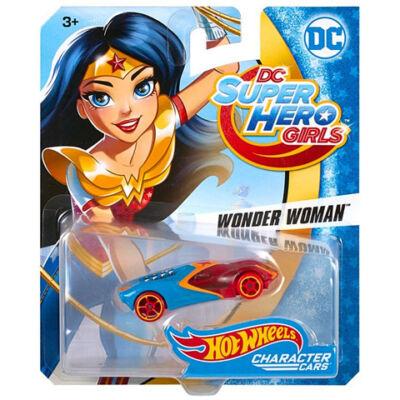 Hot Wheels - DC Super Hero Girls: Wonder Woman kisautó