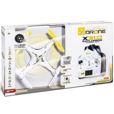 RC X31.0 Wi-Fi Camera távirányítású quadrocopter - Syma