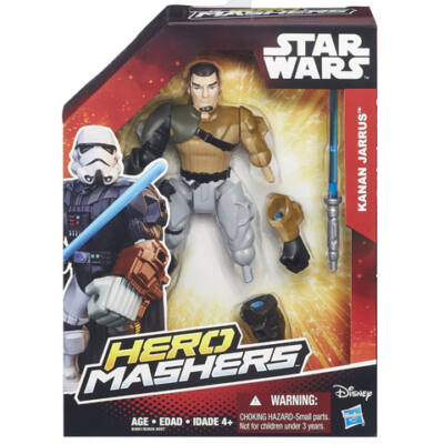 Star Wars Hero Mashers Rebels Kanan Jarrus játék figura