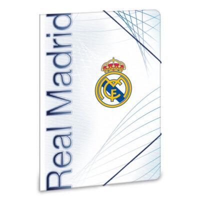 Real Madrid fehér gumis dosszié A/5