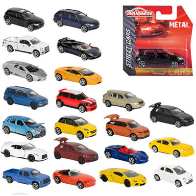 Majorette: Street Cars kisautó 18 féle