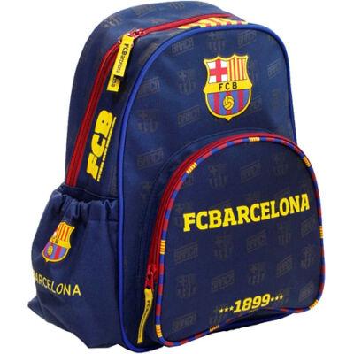FC Barcelona ovis hátizsák kék színben