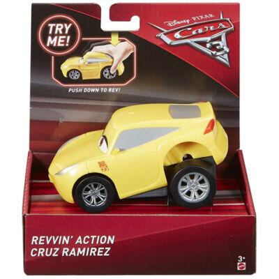 Verdák 3: Cruz Ramirez felhúzható autó