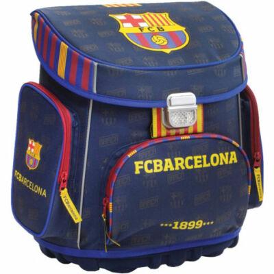 FC Barcelona merevfalú ergonomikus iskolatáska, hátizsák