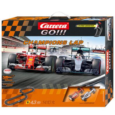 Carrera GO!: Champions lap versenypálya