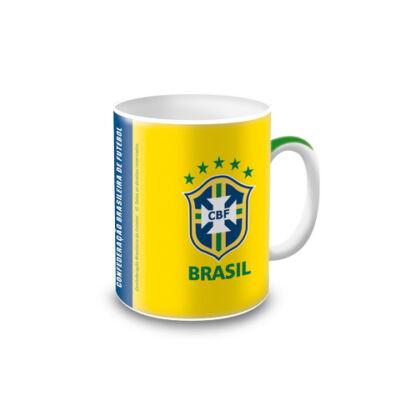 BRAZIL Porcelán bögre