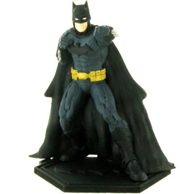 Igazság Ligája: Batman ütő pózban játékfigura