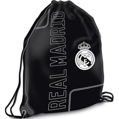 Real Madrid fekete színű tornazsák