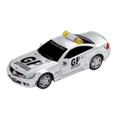 Carrera Pull&Speed: Mercedes SL63 AMG Safety Car autómodell